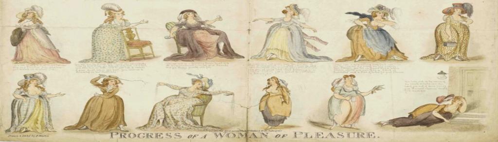 18th Century scandal