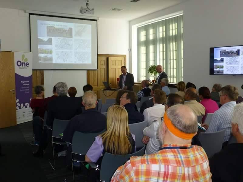 Corn Exchange Forum Focus:  Local Business Networking