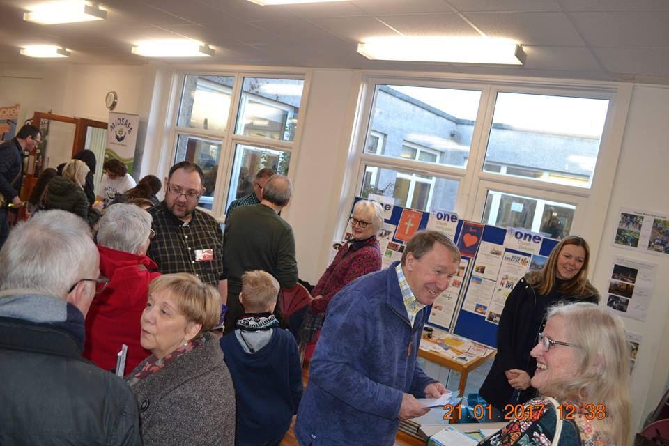 Dalkeith Activities Fair Focus:  Local groups & community facilities