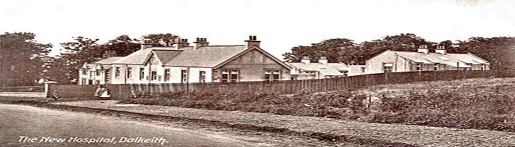 History Dalkeith fever hospital
