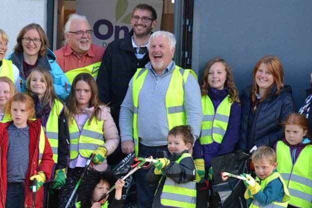 One Dalkeith Litter Picking