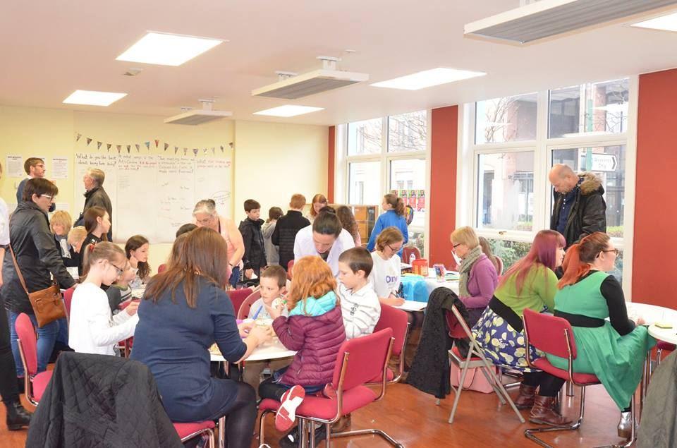 Arts Taster Community Café Focus:  Arts activities in Dalkeith Arts Centre