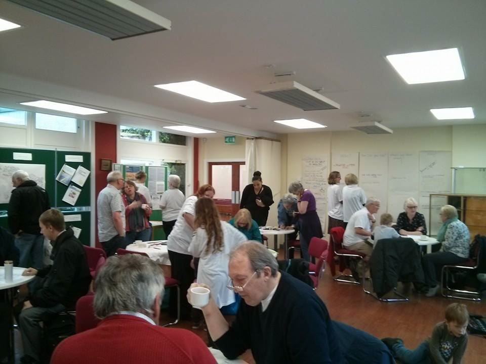 """Imagine Dalkeith"" Community Café Focus:  Community ideas for Dalkeith"